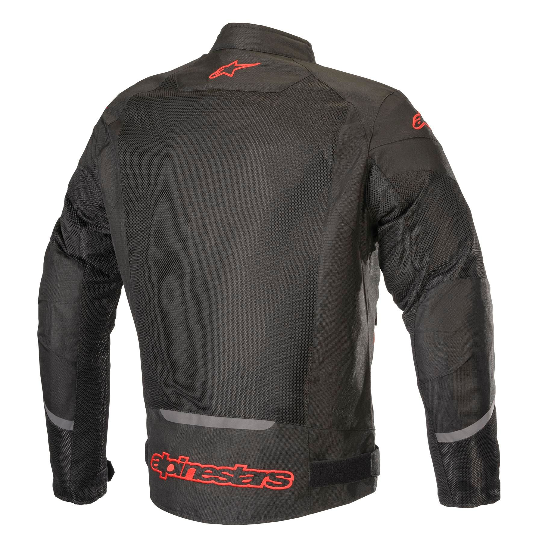 ALPINESTARS AXEL AIR JACKET - BLACK RED