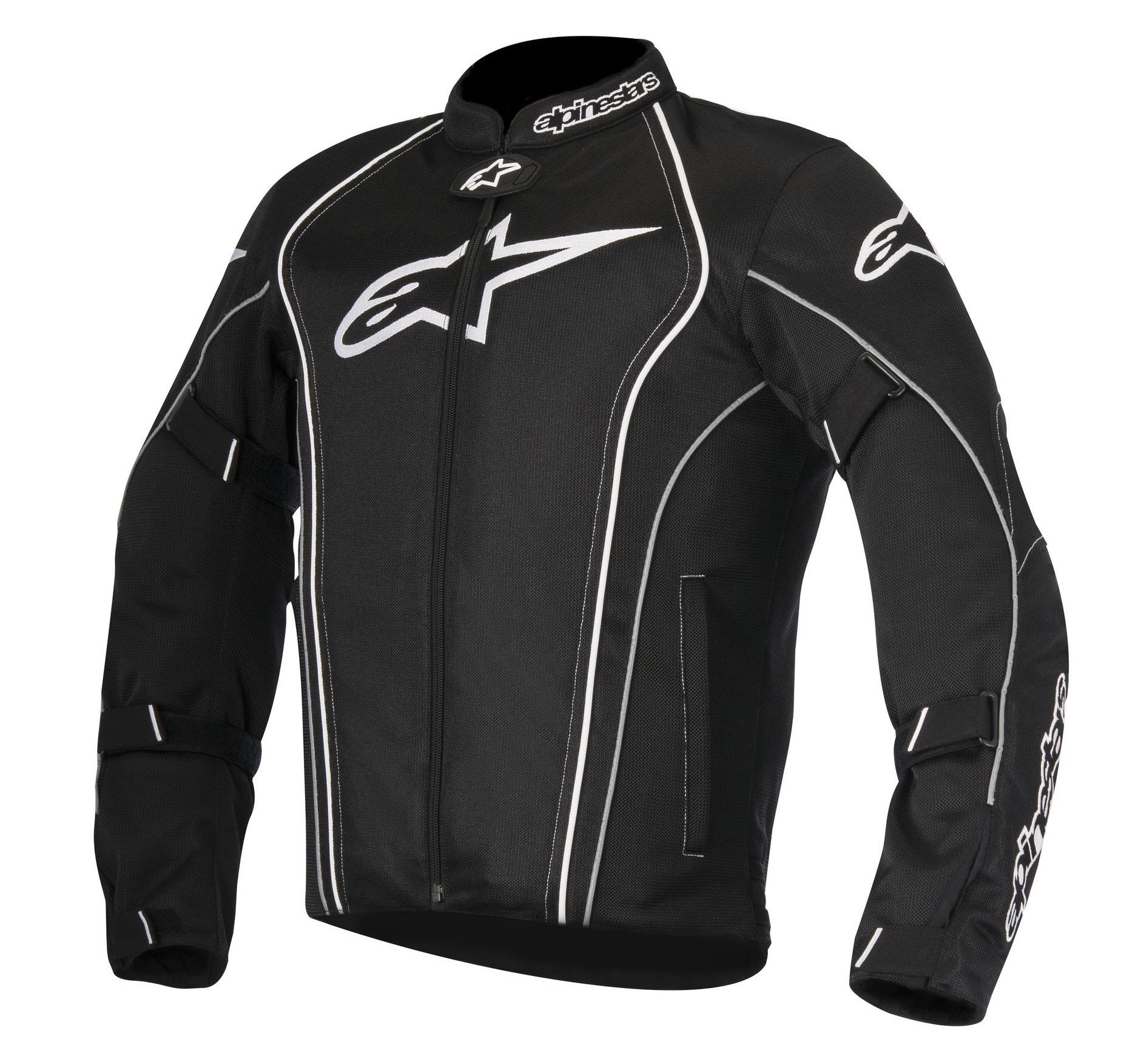 ALPINESTARS BONNEVILLE AIR JACKET - BLACK