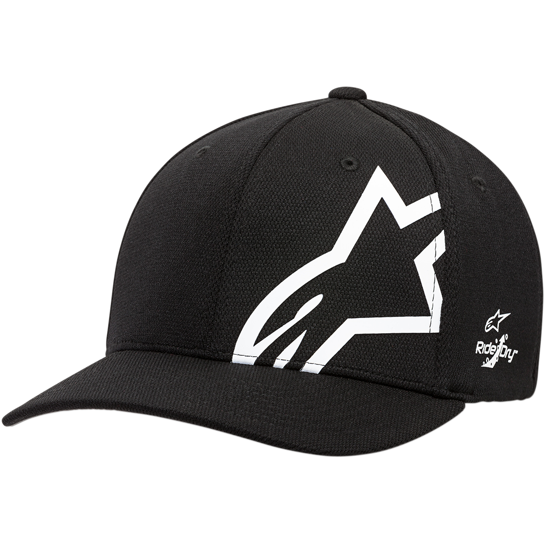 CORP SHIFT SONIC HAT: BLACK WHITE