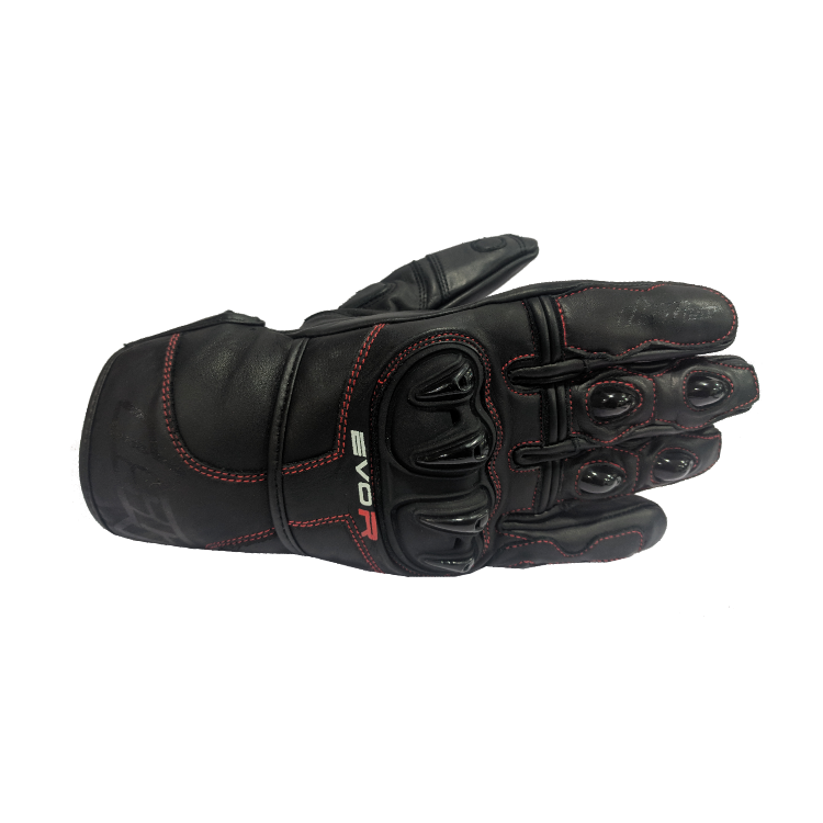 DSG EVO R GLOVE - BLACK RED