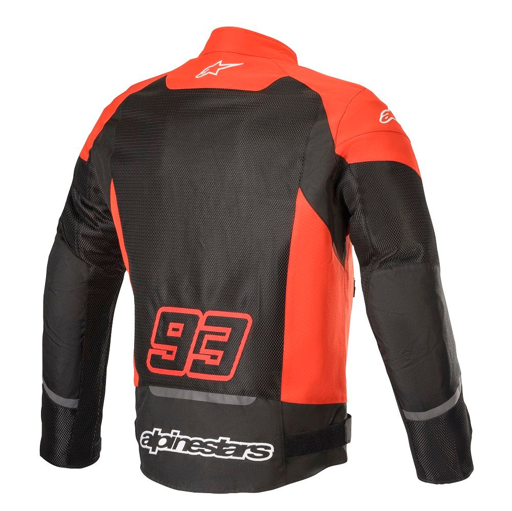 ALPINESTARS MM93 LOSAIL AIR JACKET - BLACK RED