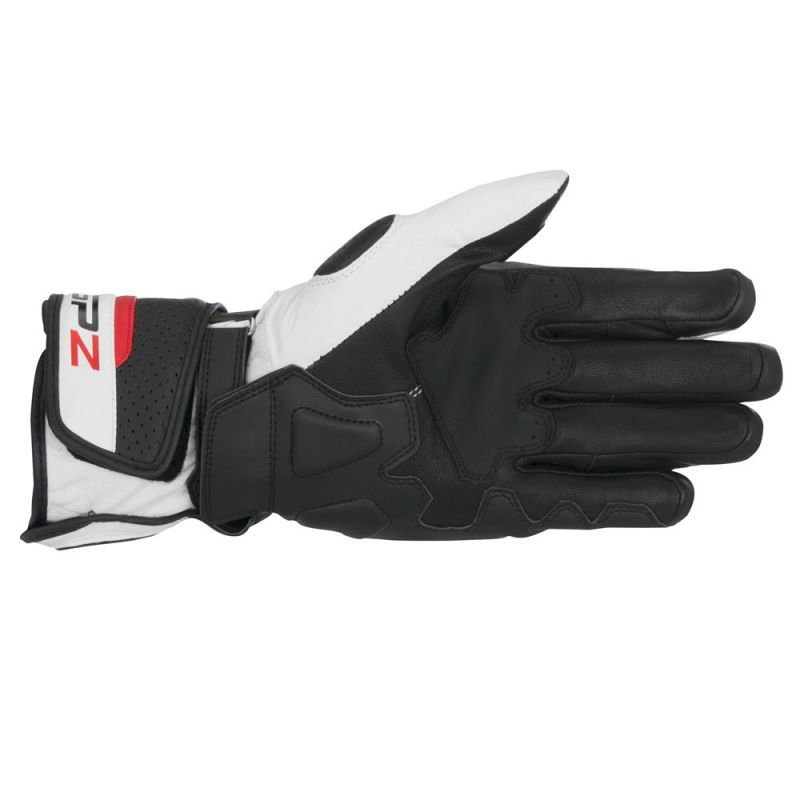 ALPINESTARS SP-Z DRYSTAR GLOVES - BLK WHT RED