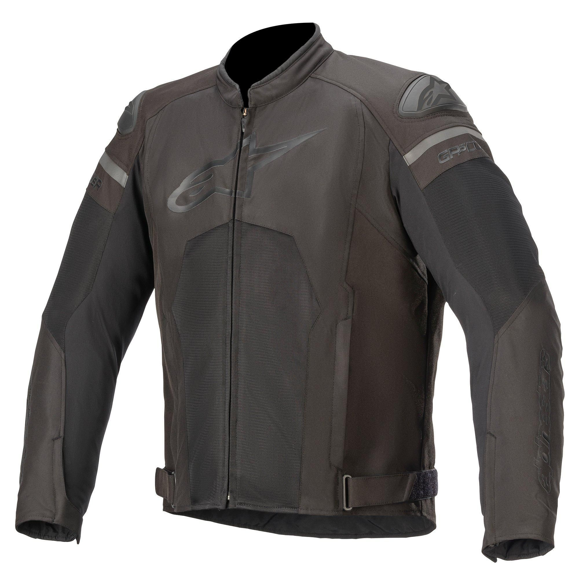 ALPINESTARS T-GP PLUS R V3 AIR JACKET - BLACKE