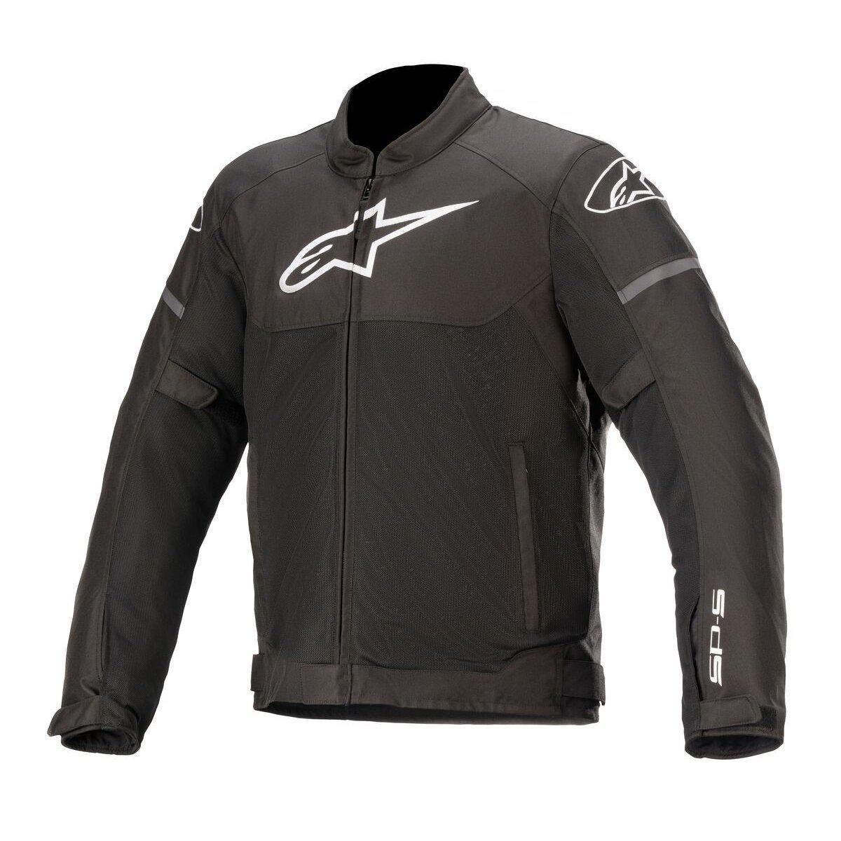 ALPINESTARS T-SP S AIR JACKET - BLACK